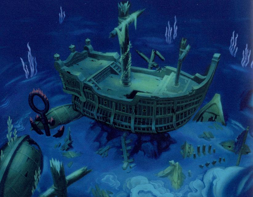 壁纸 海底 海底世界 海洋馆 水族馆 823_640